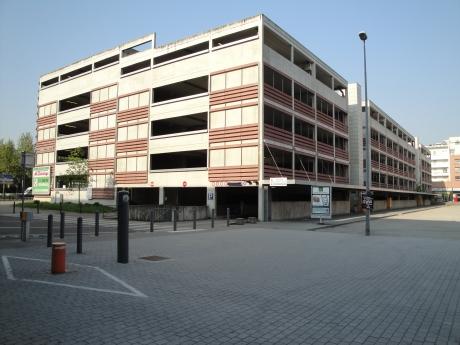 PARCUS - les projets en cours - Parking RivEtoile Cinéma